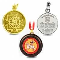 Planetary yantra Locket