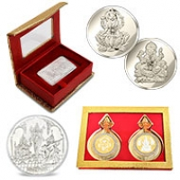 Puja coins