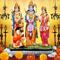 Ram & Hanuman Pujas