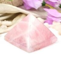 Rose quartz Pyramids