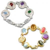 RRST Gem bracelets