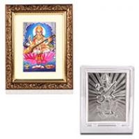 Goddess Saraswati mata Photo Frames