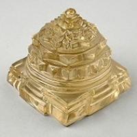 Shree Yantra in Citrine