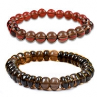 Smoky Quartz Bracelets