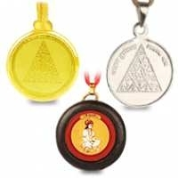 Vehicle yantra Locket