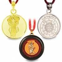 Vishnu, Krishna, Ram yantra Locket