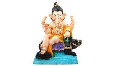 Eco-friendly Ganesh Idols