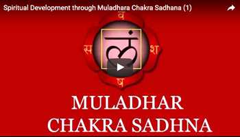 Spiritual Development through Muladhara Chakra Sadhana (1)