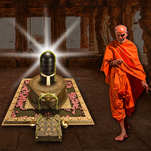 Significance of half pradakshina around Shivlinga