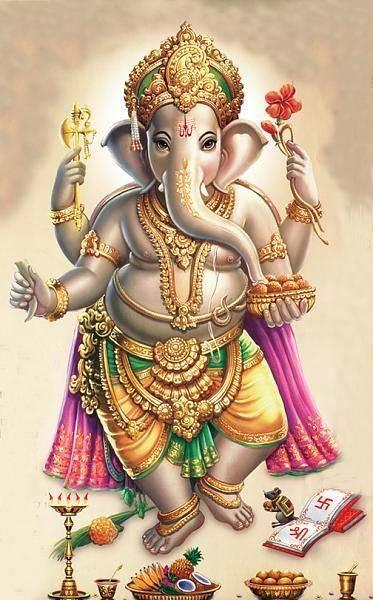 108 Names Of Ganesha In Sanskrit 108 Name Of Ganesh Rudraksha Ratna