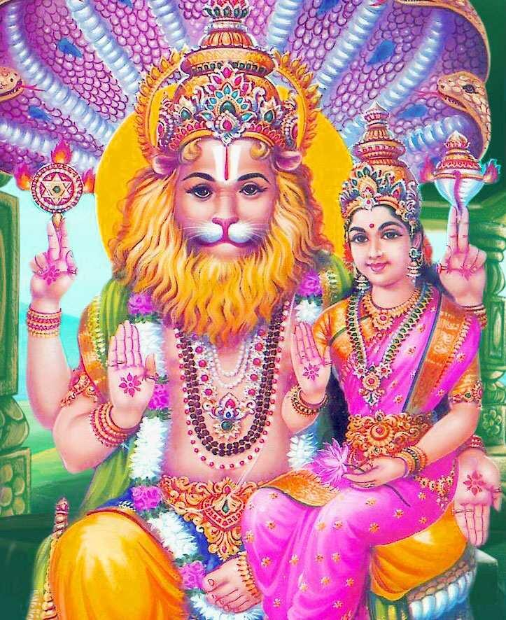 Lord Narasimha, Names of Lord Narasimha and Puja Benefits