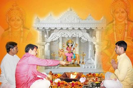 Sheetala Mata Puja