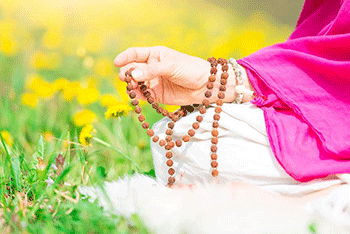 What is a Japa Mala?
