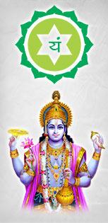 Anahata Chakra Deity