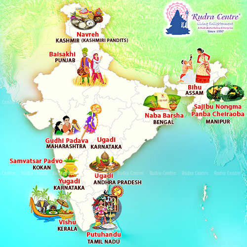 Gudi padwa, Significance of Gudi Padwa, Puja on Gudi Padwa