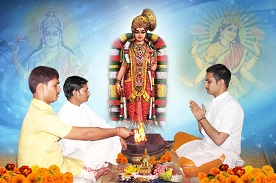 Puja for Purchasing Assets
