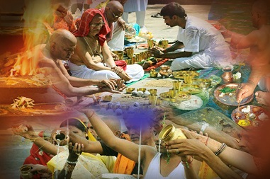 Shraadh Pitru Paksha Puja (Puja for peace of departed soul)