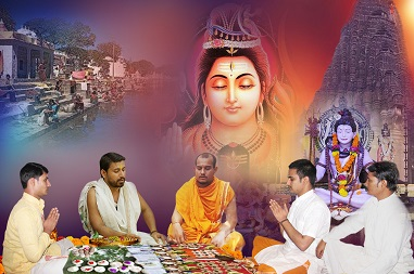 Shraadh Pitru Paksha Puja at Trimbakeshwar Temple (Puja for peace of departed soul)