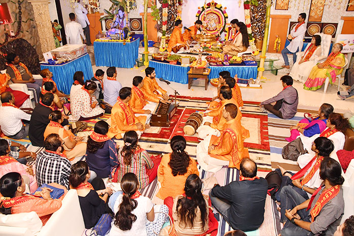 Mahashivratri Puja at Rudra Centre