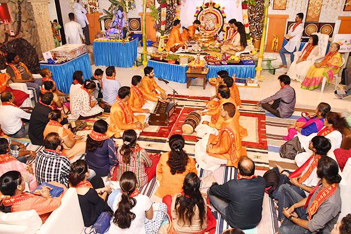 Mahashivratri Puja at Rudra Centre