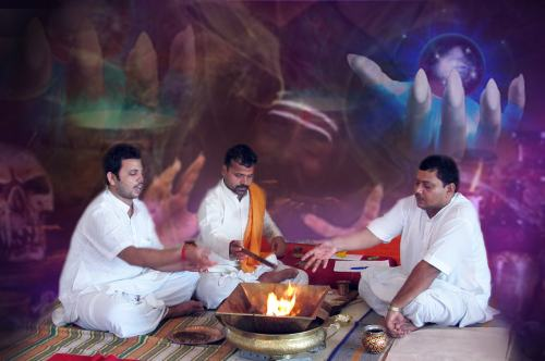 Puja for removal of Black Magic