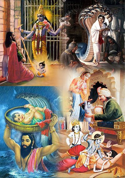 Krishna Janmashtami Story