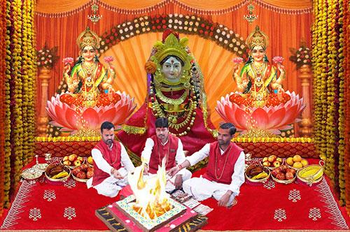 Book Now Margashirsha Lakshmi Puja