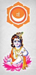 Swadhisthana Chakra Deity