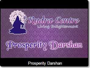 Prosperity Darshan