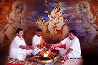 Mahagauri Maha Puja