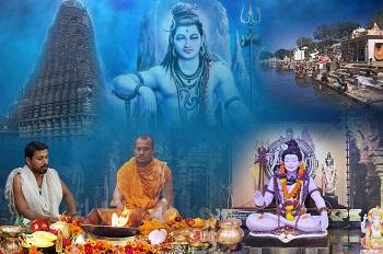 Nakshatra Puja at Trimbakeshwar Temple