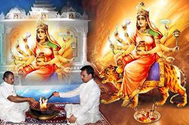 Goddess Kushmanda Maa