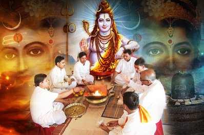 Laghu Rudra Siddh Pujan & Havan