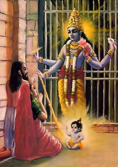 Lord Krishna Story