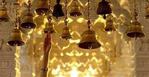 Why we ring the bell in temples