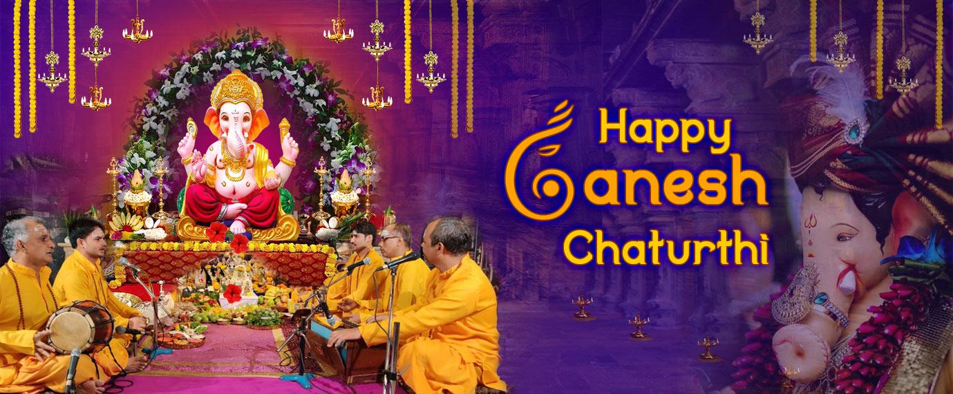 Ganesh Chaturthi - 10th Sept