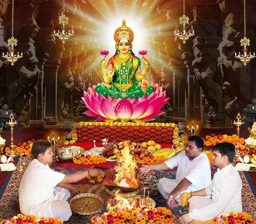 Book Now Navratri Maha Puja