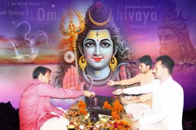 Pradosh Kaal Rudra Puja & Abhishekam