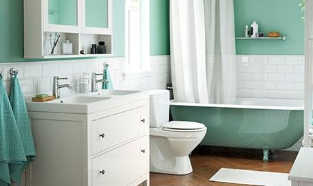 Bathroom vastu