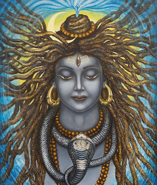 Why Does Lord Shiva Wear Snake Around His Neck?