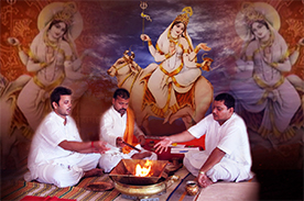Goddess Mahagauri Maa