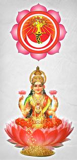 Hrit Padma Chakra Deity