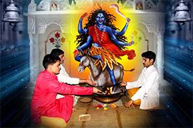 Goddess Kaalratri Maa