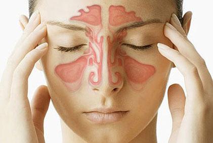 Sinus Problem and Ajna Chakra