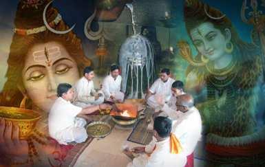 Rudra Abhishekam and Yajna Homam