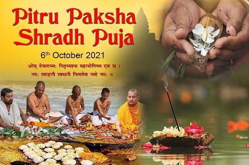 Pitru Paksha 2021