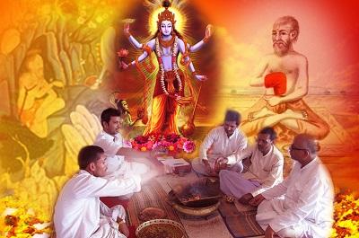 Sage Kapila Samkhaya Pujan