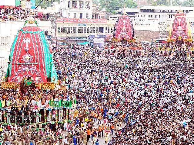 Jagannath Puri Rath Yatra 2017: Festival Date, How to ...
