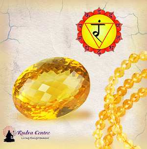 Yellow Citrine