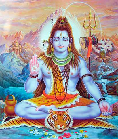 Shiva Yantra - to free the fear of death, Energised Shiva